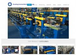 ShaoXing SinoKaid Machinery Co.,Ltd改版1网站设计案例图片