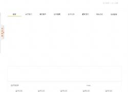 国金融资租赁(广州)有限公司网站设计案例图片