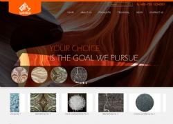 河北科格美贸易有限公司网站设计案例图片